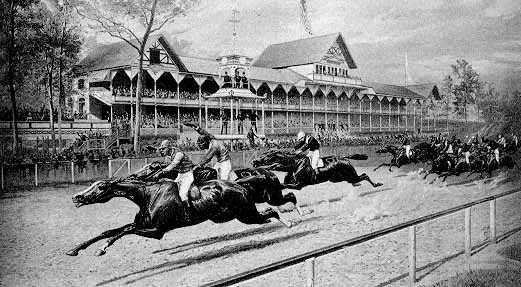 Thoroughbred Horse racing history in New Zealand - online sports betting offers