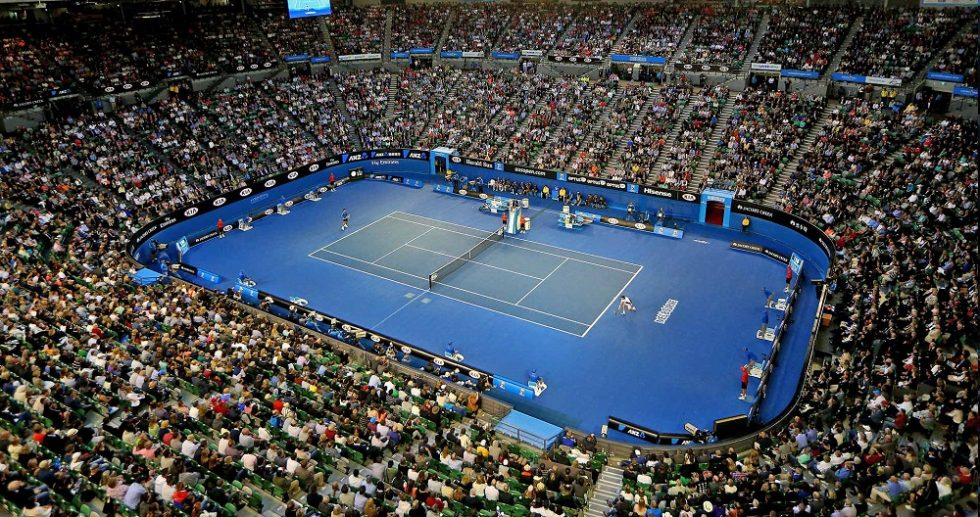 Australian Open Tennis Tournament - Sports betting online